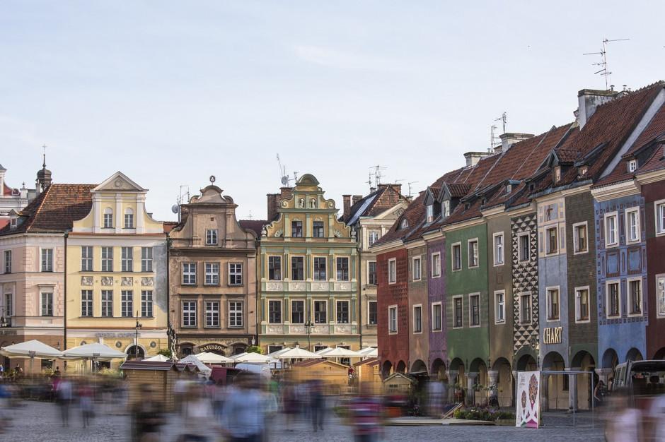 W centrum Poznania nie będzie wielkich reklam