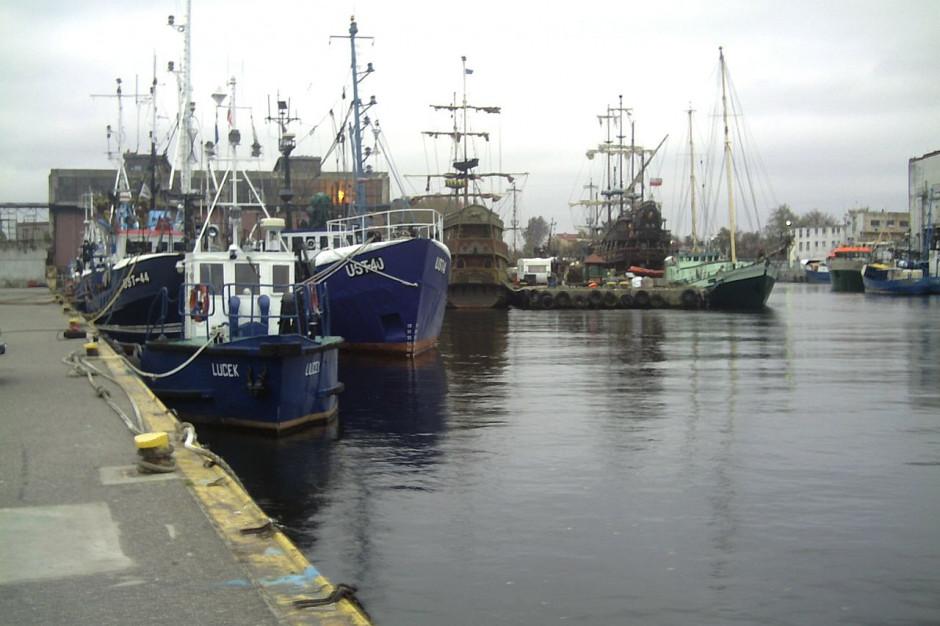 Ustka pracuje nad nową strategią portu morskiego. Będą konsultacje społeczne