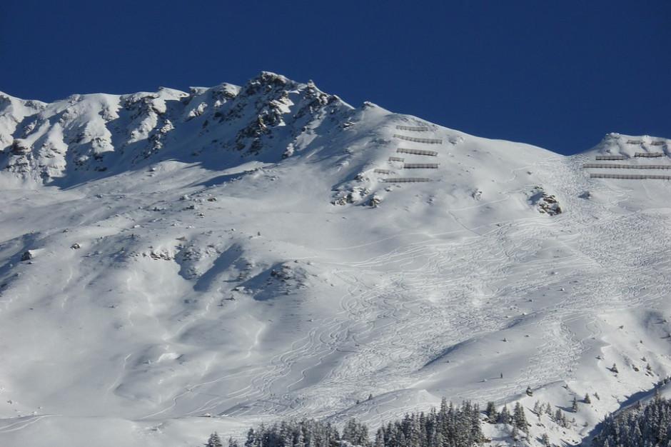 Tatry. Zima nie odpuszcza; na Kasprowym leży ponad metr śniegu