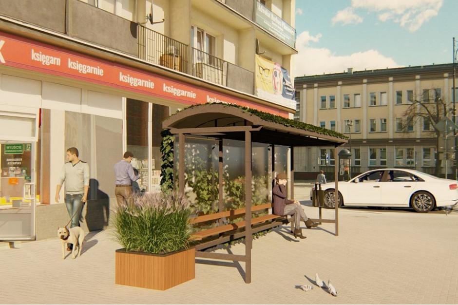 W Białymstoku pojawią się ekologiczne przystanki autobusowe