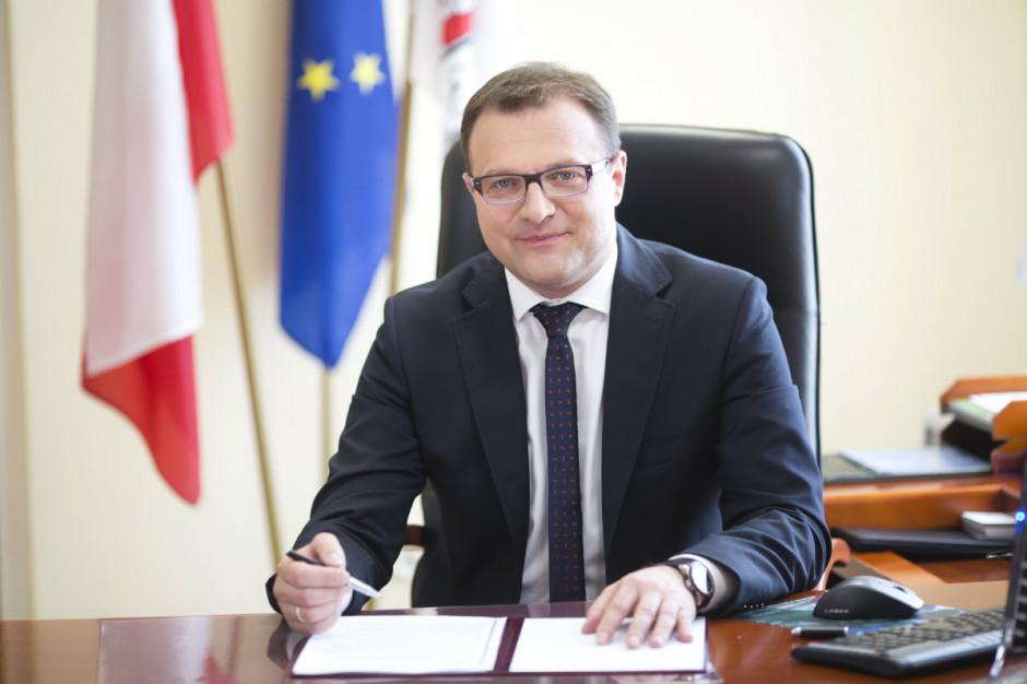 Poprawa jakości życia mieszkańców to nasz priorytet - mówi prezydent Radomia Radosław Witkowski
