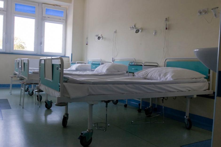 Szpitale mają problem z osobnymi salami dla zmarłych