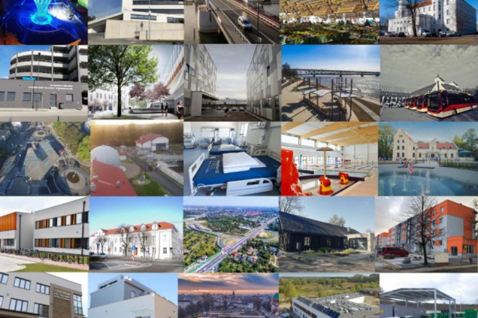 Top Inwestycje Komunalne 2019: Głosowanie internautów trwa do 6 maja