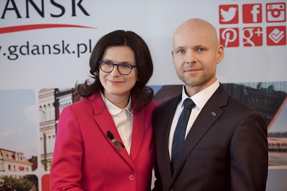 Alan Aleksandrowicz zastępcą prezydent Gdańska do spraw polityki gospodarczej