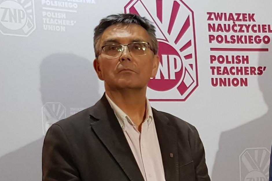 Krzysztof Baszczyński, ZNP: okupacji szkół na pewno nie będzie