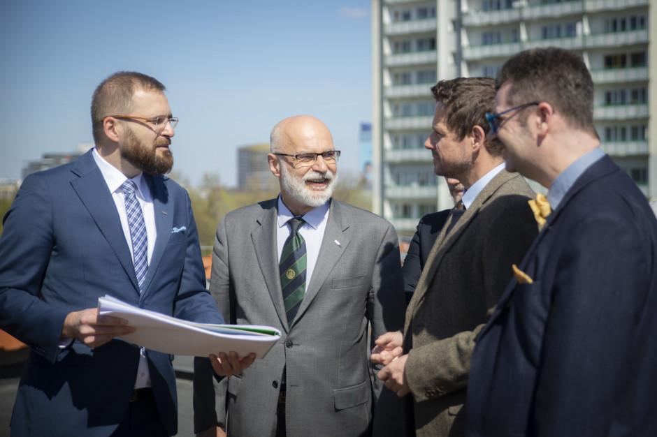Warszawa podpisała porozumienie z SGH