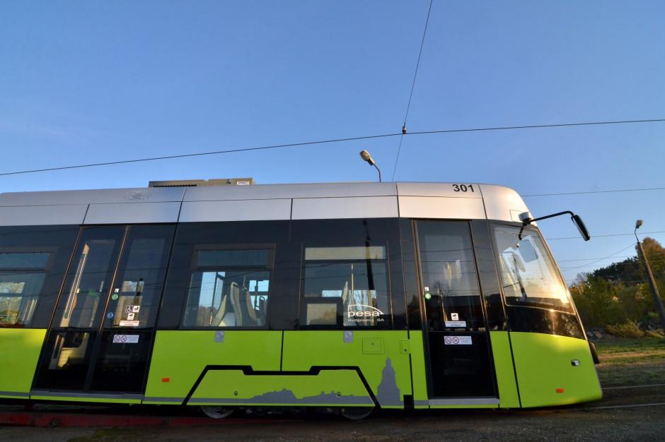 """Gorzów Wielkopolski: Rozpoczęły się testy nowego tramwaju """"Twist"""""""