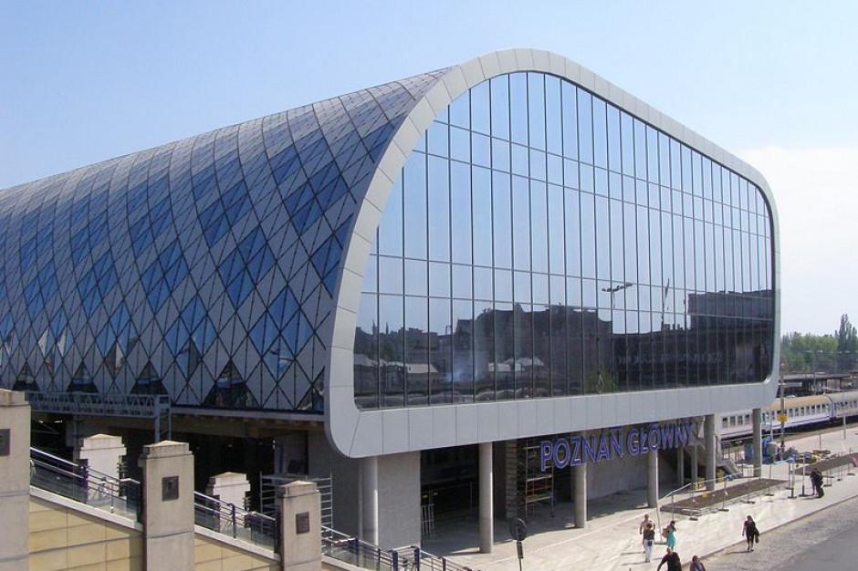 Poznań będzie mieć zrewitalizowany dworzec PKP