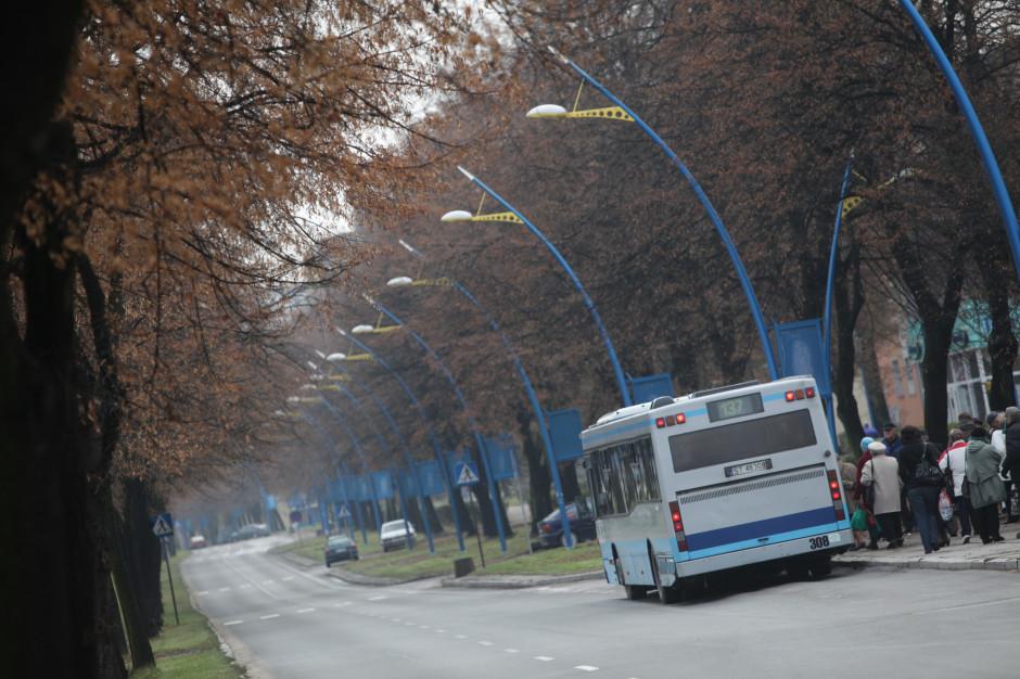 Będą zmiany w kursowaniu autobusów na Śląsku