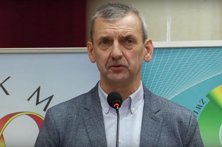 """Sławomir Broniarz: Rząd stał się zakładnikiem porozumienia z """"Solidarnością"""""""