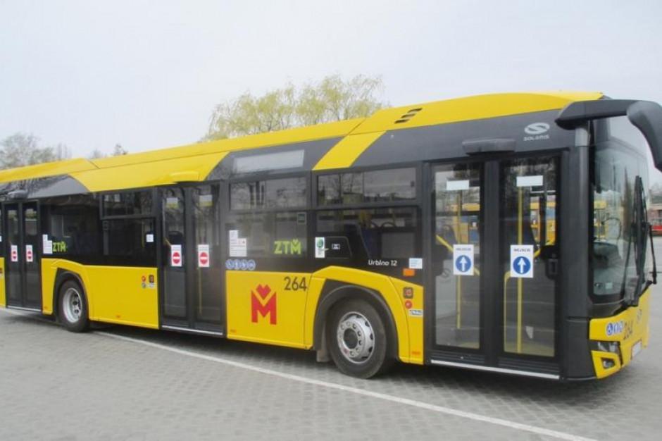 W Gliwicach i Tychach pierwsze autobusy w metropolitalnych barwach