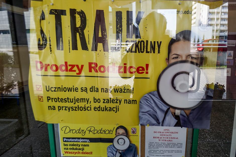 Dolnośląskie: w regionie ciągle strajkuje ponad 80 proc. placówek
