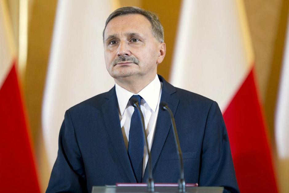 MEN liczy na gest dobrej woli ze strony Związku Nauczycielstwa Polskiego