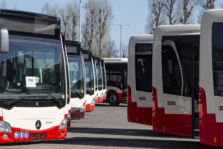 Prawie sto nowych autobusów wyjedzie na ulice Gdańska