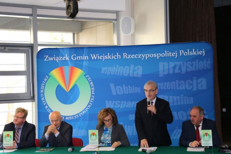 25 kwietnia 2019 r. wybory nowych władz Związku Gmin Wiejskich RP