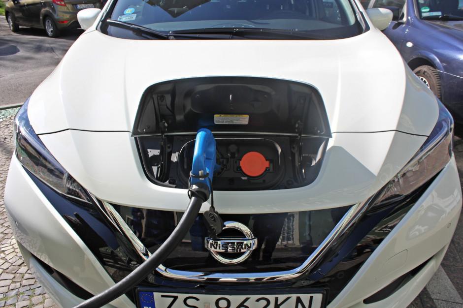 Szczecin: kolejne samochody elektryczne w miejskiej flocie