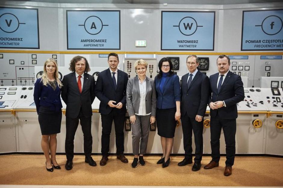 Łódź, Sopot, Sosnowiec, Gdańsk, Gliwice razem w kampanii #dziękUEmy