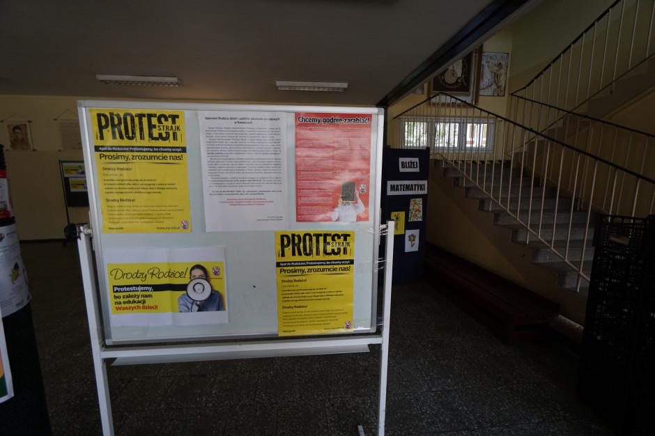Coraz więcej placówek oświatowych w Opolskiem wycofuje się ze strajku