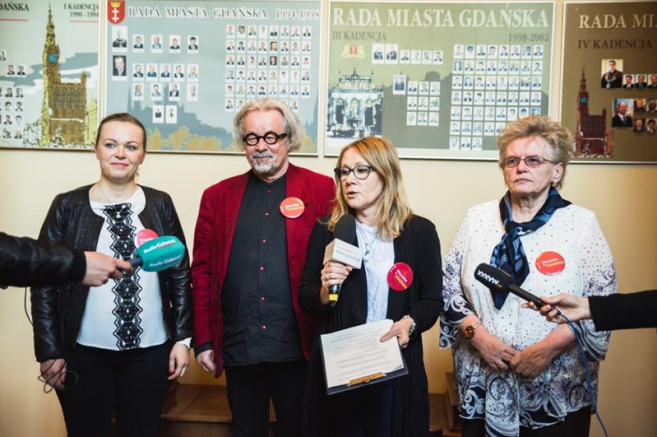 Radni z Wszystko Dla Gdańska proponują nowe zasady przyznawania tytułu Honorowego Obywatela