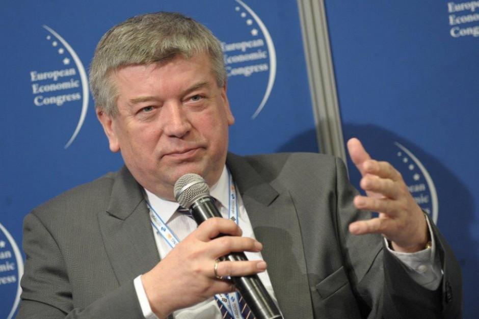 Roman Urbańczyk wiceprezesem PKM Katowice
