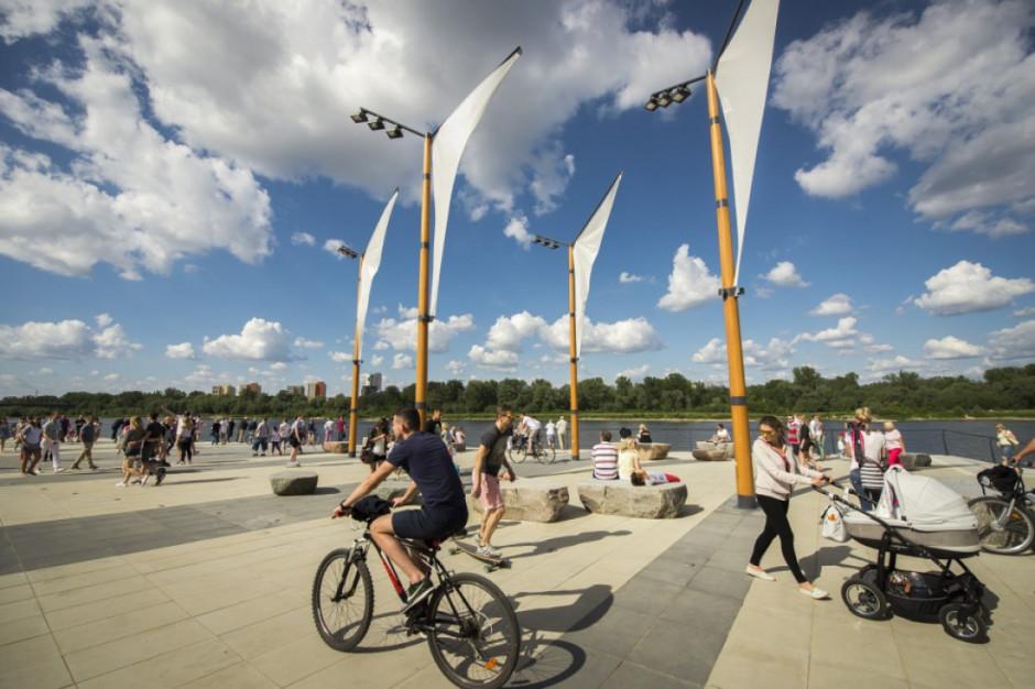 Przestrzenie publiczne potrzebne mieszkańcom jak tlen