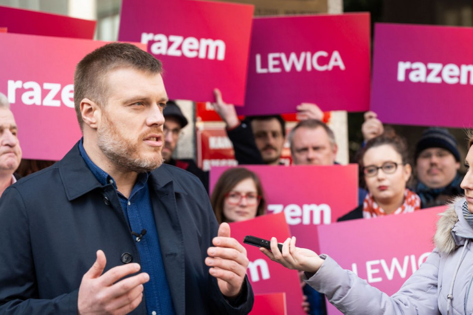 Zandberg: w sprawie strajku niech przestaną wypowiadać się ministrowie, którzy mają dzieci w szkołach prywatnych