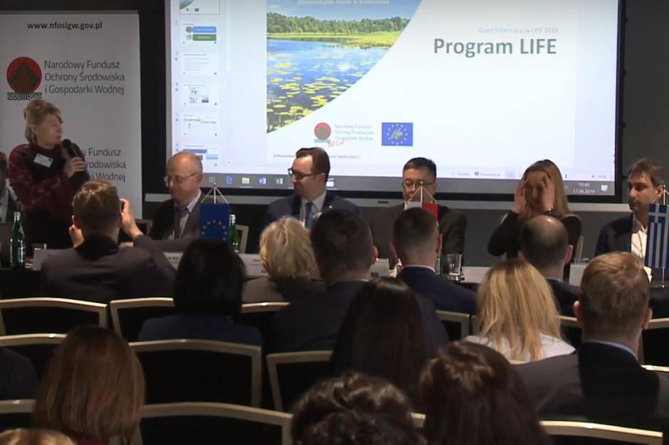 Dofinansowanie z Program Life 2019: ruszają bezpłatne szkolenia