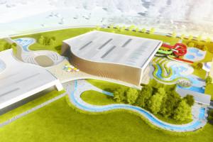 Kto sfinansuje budowę aquaparku? Miejska spółka czeka na oferty