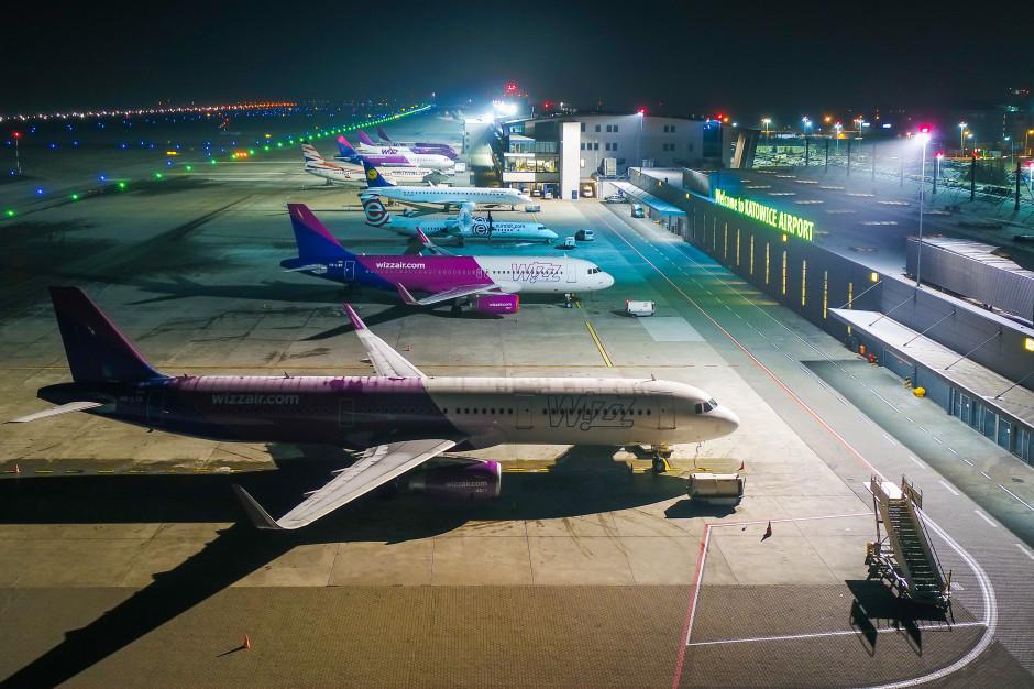 Rosną czartery, ale spadają połączenia regularne. Lotnisko Katowice podsumowało I kwartał