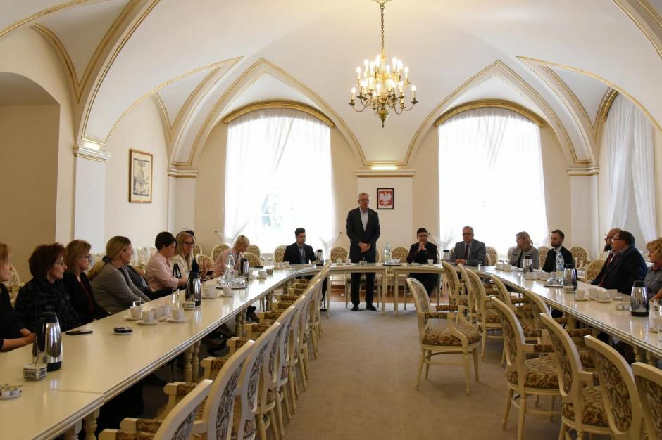 Prezydent Poznania złożył propozycję strajkującym nauczycielom