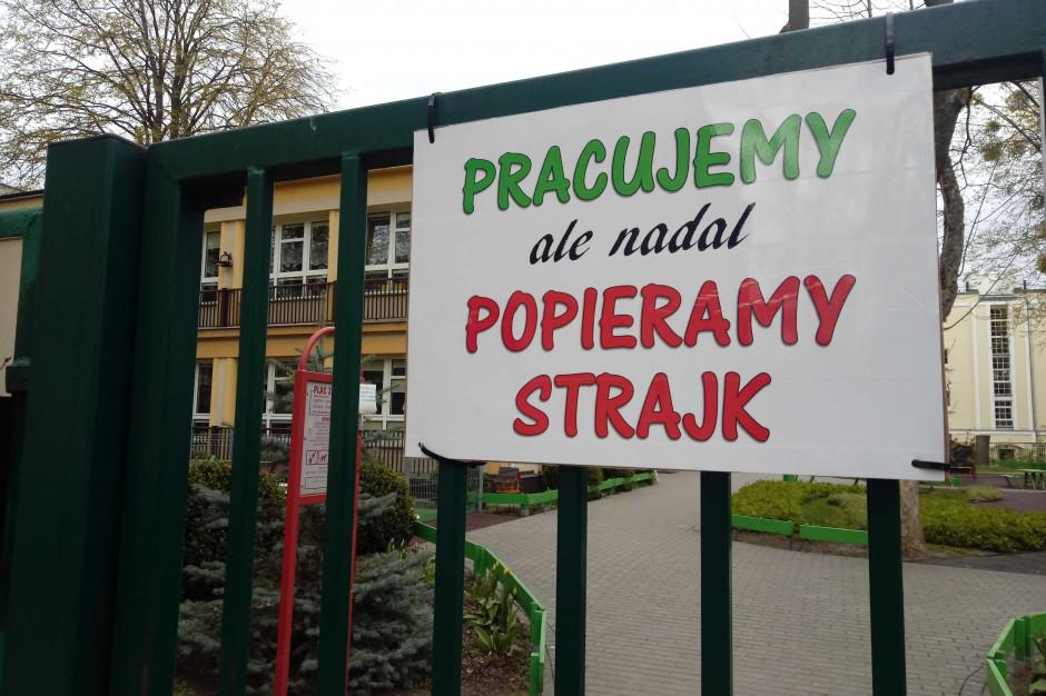 Siedem placówek z Podlasia zrezygnowało ze strajku