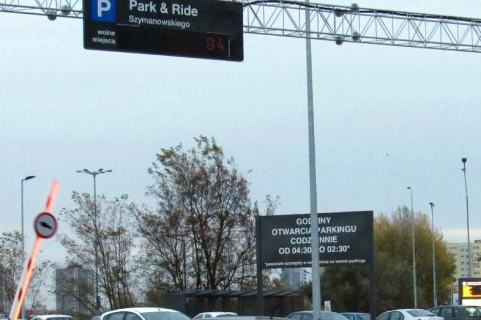 W 2020 r. Poznań będzie miał trzy nowe parkingi park & ride