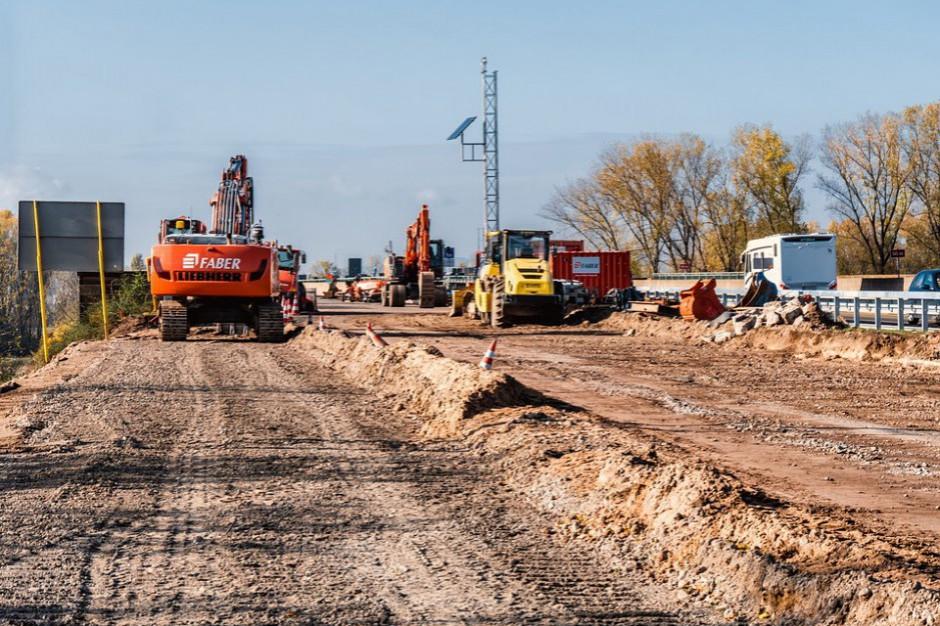 W poniedziałek ruszają przygotowania do kolejnego etapu prac na autostradzie A2