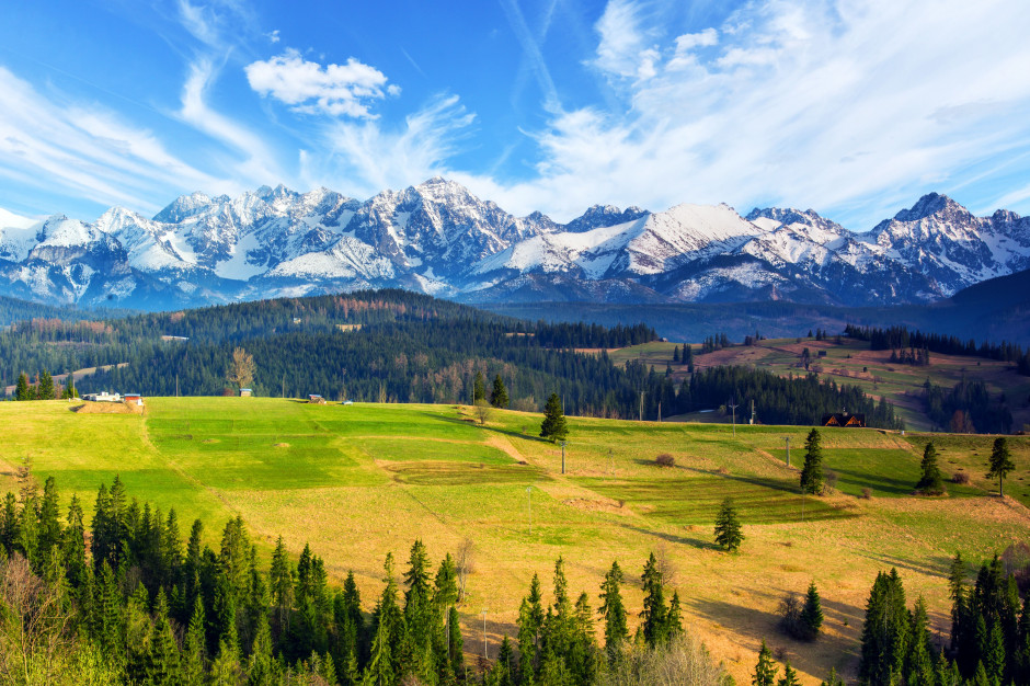 Topniejący śnieg spowoduje zamknięcie szlaków w Tatrach