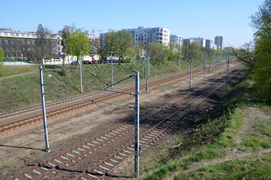 PKP PLK wybudują nowy przystanek kolejowy w Warszawie