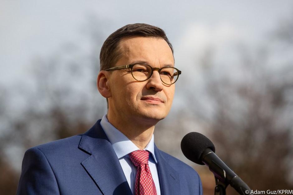 Mateusz Morawiecki poprosił o przyspieszony tryb w sprawie matur
