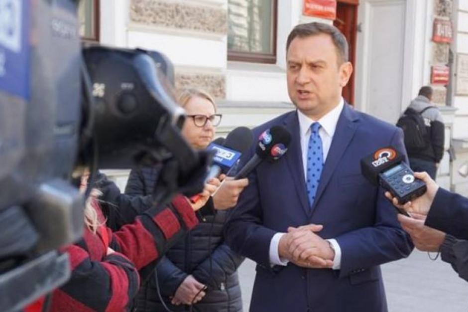 Wiceprezydent Łodzi: od 8 kwietnia nie odbyła się żadna rada klasyfikacyjna