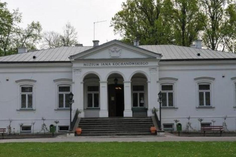 Muzeum Jana Kochanowskiego w Czarnolesie ma stać się samodzielną placówką