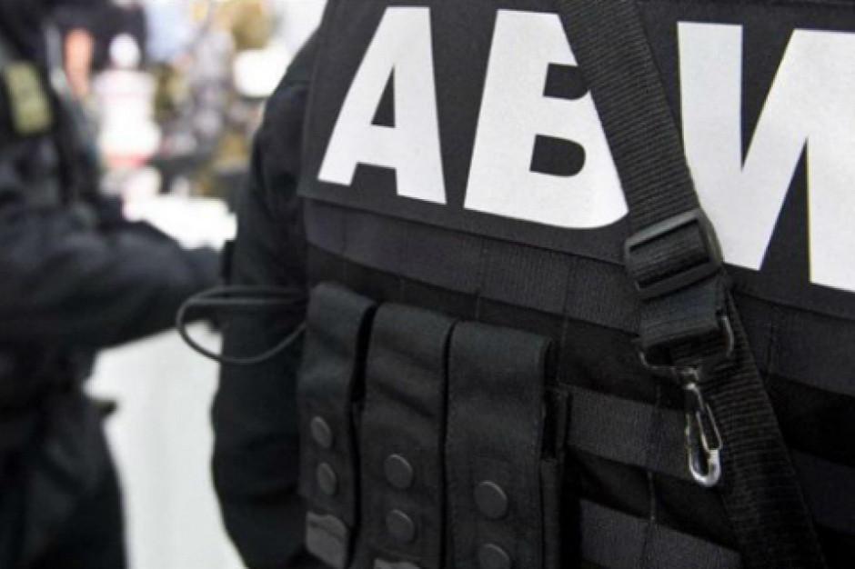 ABW zatrzymała prezesa w sprawie dotyczącej dróg powiatowych na Podhalu