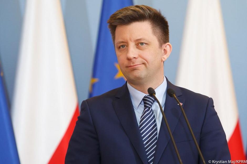 Michał Dworczyk: część związkowców wzięła uczniów na zakładników