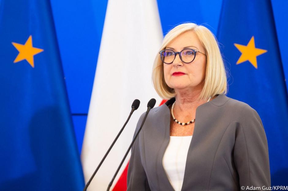 Joanna Kopcińska wciąż liczy na udział ZNP w okrągłym stole