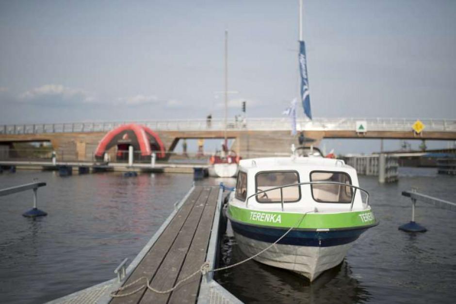 Rusza miejska wypożyczalnia motorówek