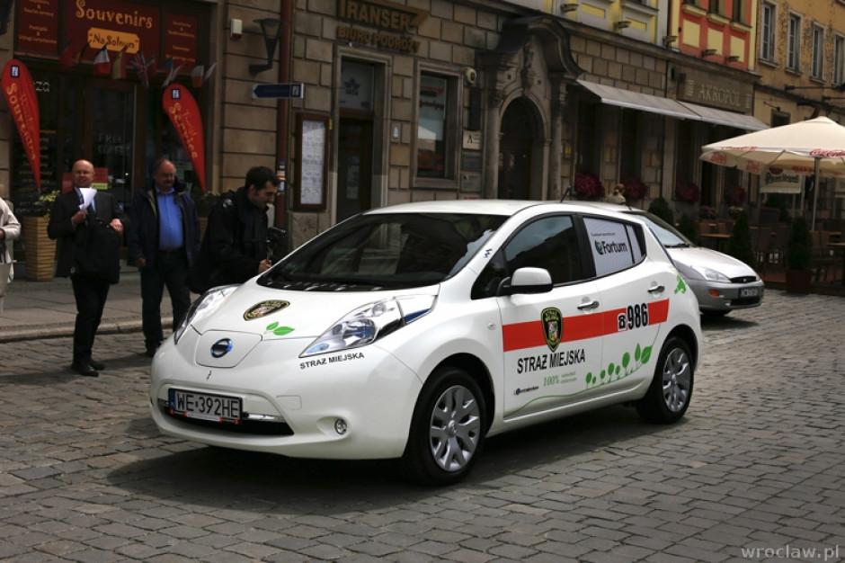 Wrocław wybrał dostawcę samochodów elektrycznych