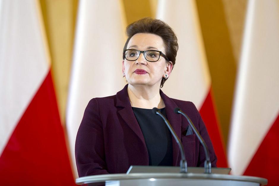Ministerstwo: zapewniliśmy adekwatne finansowanie reformy edukacji