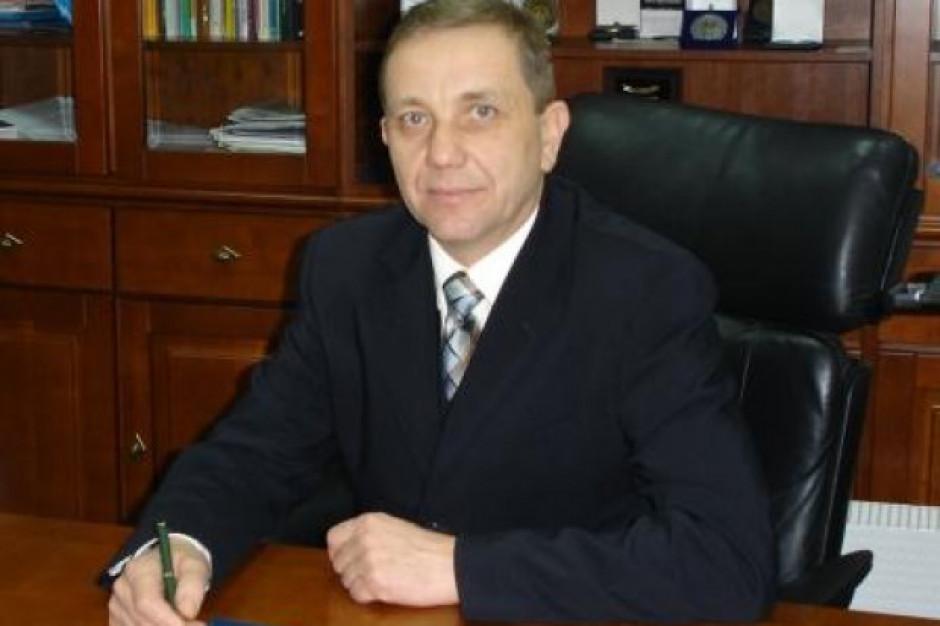 Krzysztof Iwaniuk nowym przewodniczącym Związku Gmin Wiejskich RP
