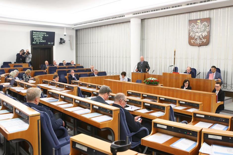 Samorządowcy wystartują w wyborach do senatu? O własnej izbie marzą od czasów Konstytucji 3 Maja