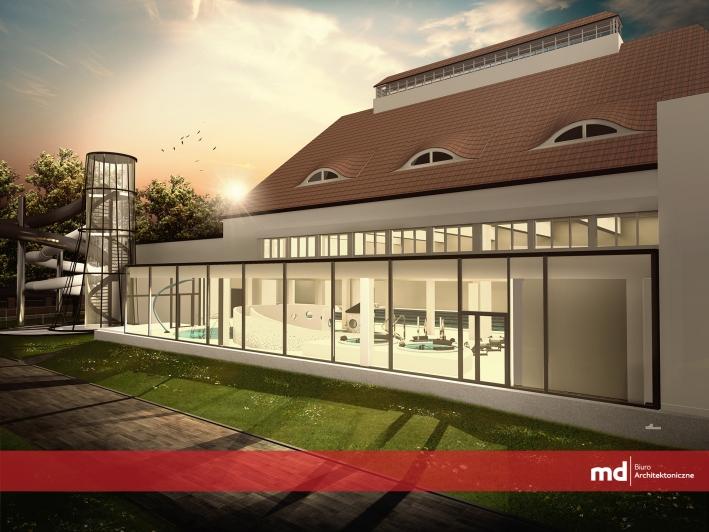 Wizualizacja: MD Biuro Architektoniczne