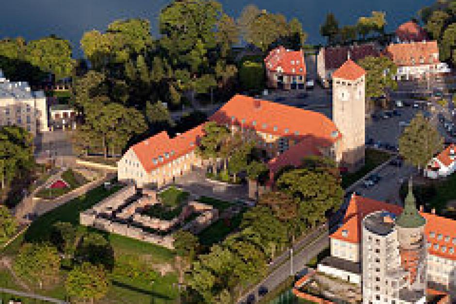 Zamek w Szczytnie będzie poddany rewitalizacji