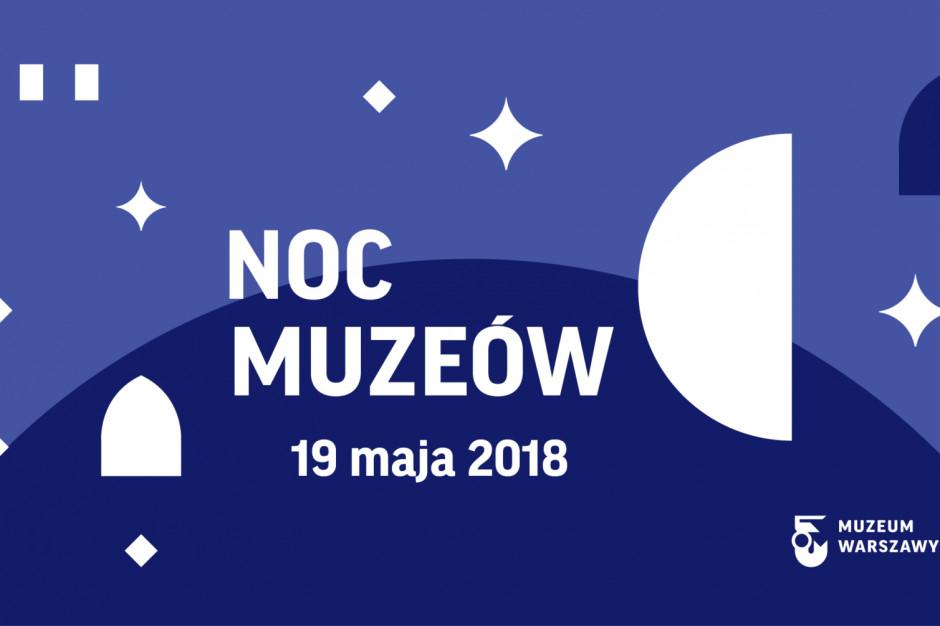 262 instytucje wezmą udział w warszawskiej Nocy Muzeów