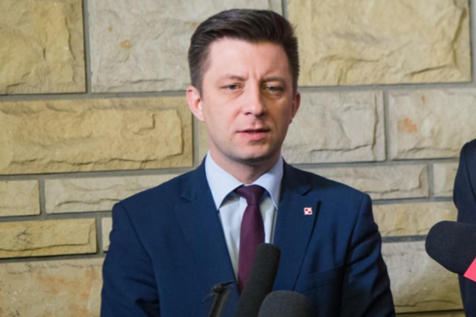 Michał Dworczyk: gdyby nie ustawa, kilka tysięcy uczniów nie mogłoby przystąpić do matury